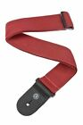 Planet Waves by D'Addario - Polypro Guitar Strap with Leather Ends