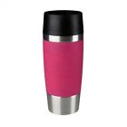 Emsa Travel Mug 0,36L, 360ml, Isolier Thermo Becher, Spülmaschine, Waves, NEU!!!
