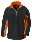 Result Herren Fleece Pullover TECH3 SPORT FLEECE TOP XS S M L XL XXL Neu R086X