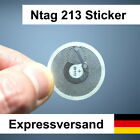 1/2/4/6/8/10/15/20 NFC Tags 144 Byte - Sticker NTag213 Tag; für Android